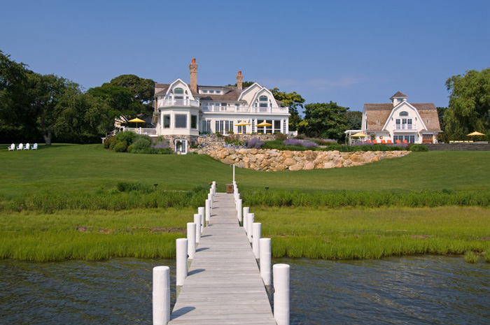 Hamptons Habitat Custom House Waterview