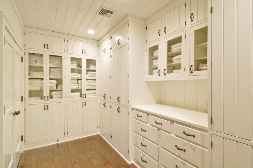 Hamptons Style Custom Closet