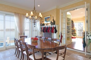 Bumblebee Manor - Dining Room