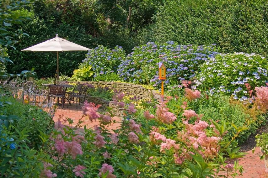 Bumblebee Manor - Patio