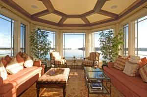 Bumblebee Manor - Sitting Room