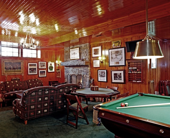 Gold Coast Billiard Room