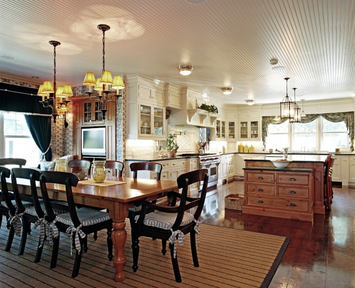 Gold Coast Kitchen & Dining Area