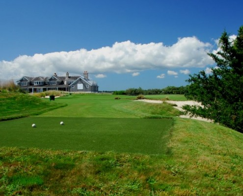 Hamptons House with Golf at Home