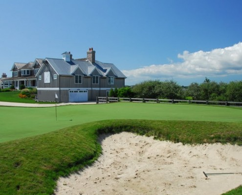 Hamptons Home with Putting Green