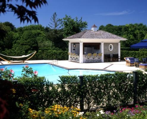 Westhampton Beach Pool House