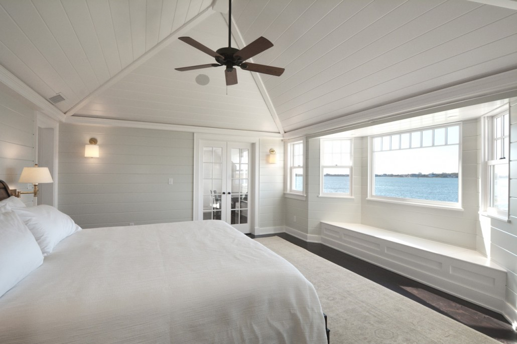 Bedrooms hamptons habitat for Bedroom ideas hamptons