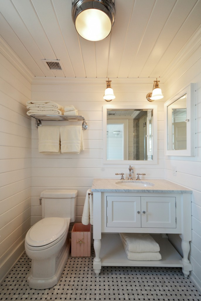 Bathrooms - Hamptons Habitat