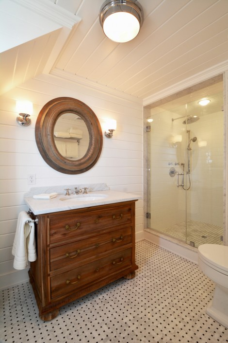 Dune Road Luxury Bathroom