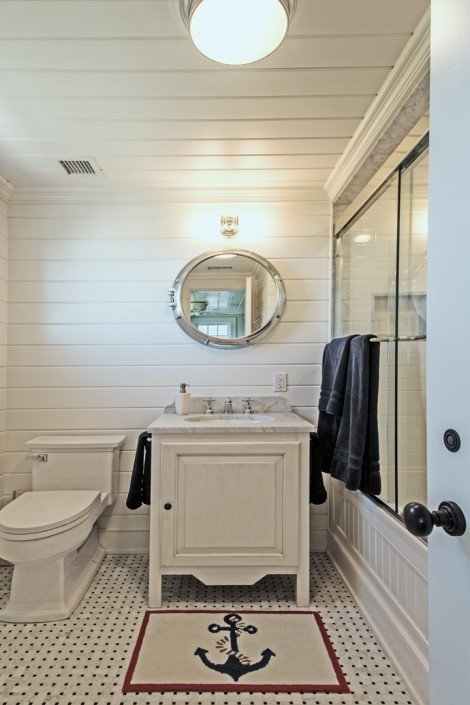 Dune Road Custom Bathroom