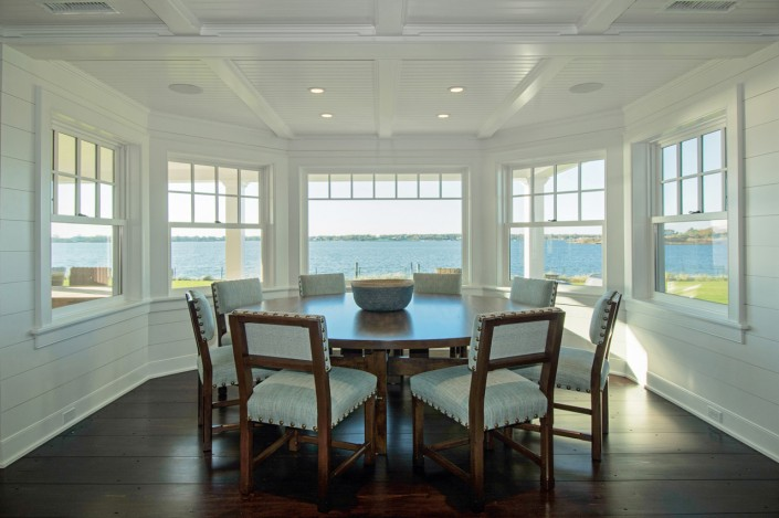 Dune Road Luxury Breakfast Nook