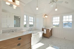 Dune Road Master Bathroom