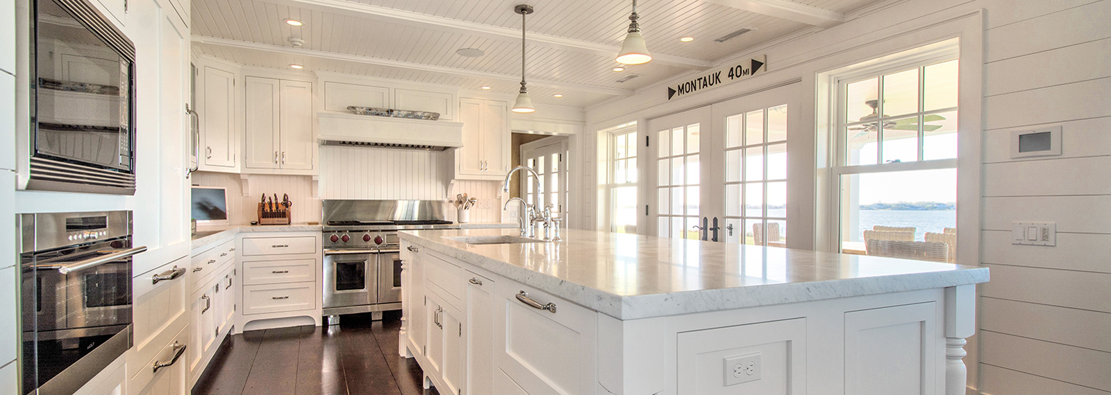 Luxury Home Builder - Hamptons Kitchen